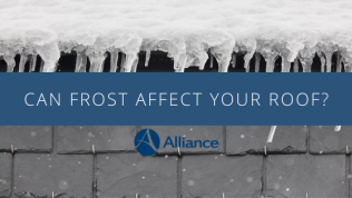 Can Frost Affect Your Roof?