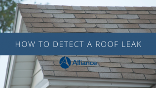 How to Detect a Roof Leak