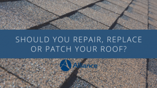 Should You Repair, Replace or Patch Your Roof?