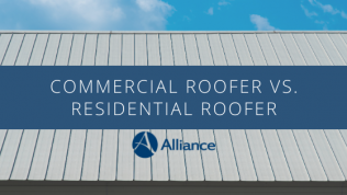 Commercial Roofer vs. Residential Roofer
