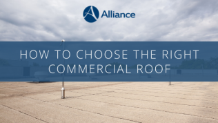 How to Choose the Right Commercial Roof