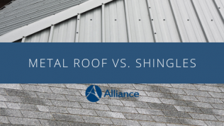 Metal Roof Vs. Shingles