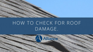 How to check for roof damage